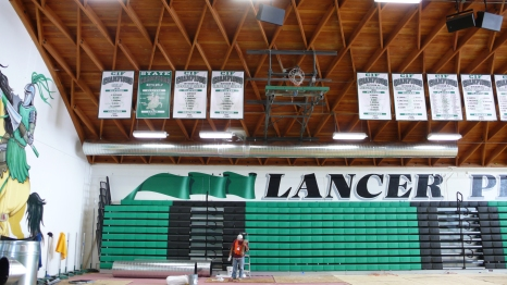 Thousand Oaks High School Gym HVAC Renovation