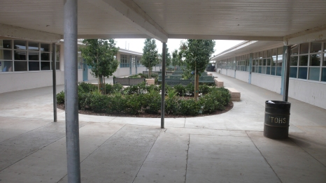 Thousand Oaks High School Corridor Renovation