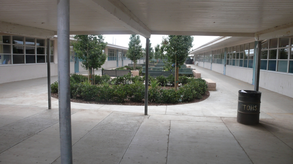 Thousand Oaks High School Corridor Renovation