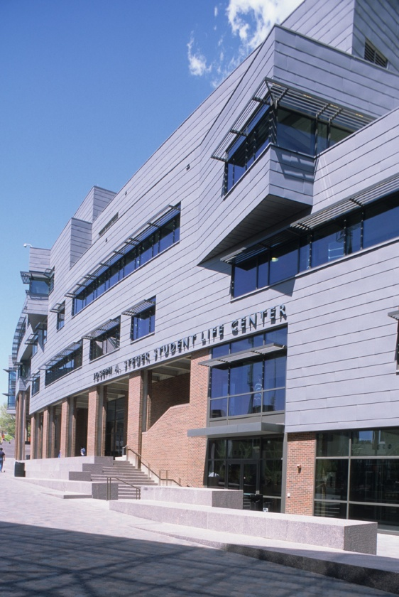 Completed - Student Life Center - UC